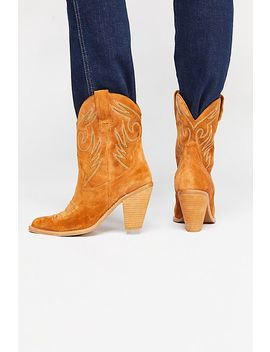 West Side Western Boot by Free People
