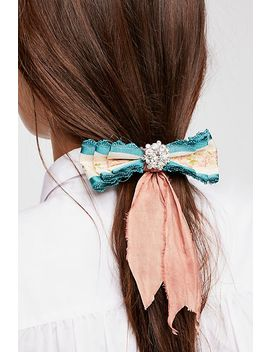 Dannijo Glow Barrette by Free People