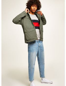 Khaki Utility Jacket by Topman