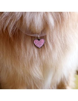 Food Pet Charm  Pet Id Tag   Feminist Collar Tag   Dog Charm   Personalized Pet   Pet Accessories   Dog Tag   Cat Charm   Pet Gift Idea by Etsy