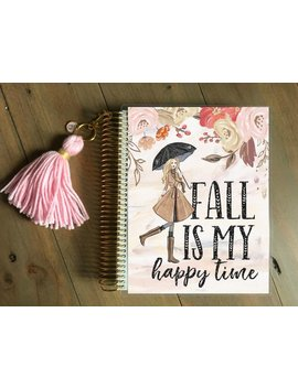 Original Stylish Planner™ Cover Set   Hello Fall: For Use With Erin Condren Life Planner(Tm), Happy Planner And Recollections Planner by Etsy