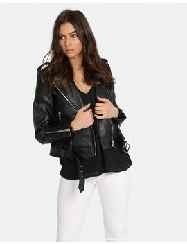 Becca Biker Jacket by Madison The Label