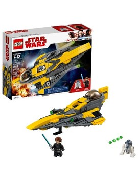 Lego Star Wars Anakin's Jedi Starfighter 75214 by Lego