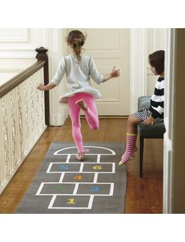 Hopscotch Rug by Crate&Barrel