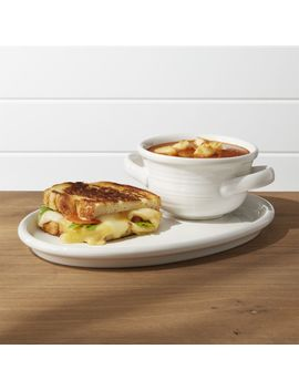 Farmhouse Soup And Sandwich, Set Of 2 by Crate&Barrel