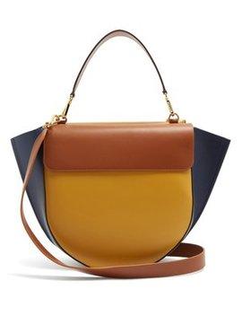 Hortensia Leather Shoulder Bag by Wandler