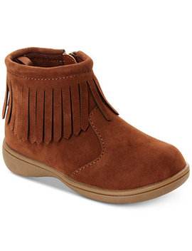 Toddler & Little Girls Cata Booties by Carter's