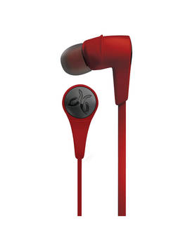 Jaybird X3 Sweat & Weather Resistant Bluetooth Wireless In Ear Headphones With Mic/Remote, Road Rash Red by Jaybird