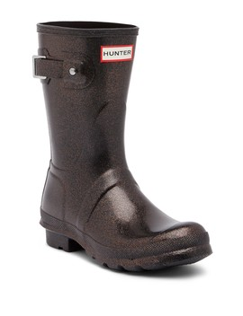 Original Starcloud Waterproof Short Boot by Hunter