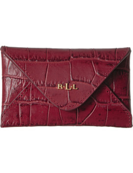 Medium Card Case by Lauren Ralph Lauren