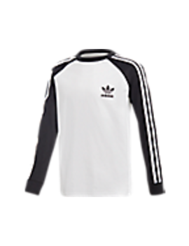 Kids' Adidas Originals Cali Long Sleeve Shirt by Adidas