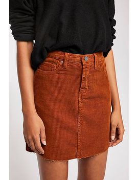 Clockwork Mini Skirt by Free People