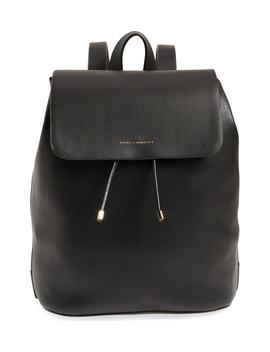 Faux Leather Backpack by Estella Bartlett