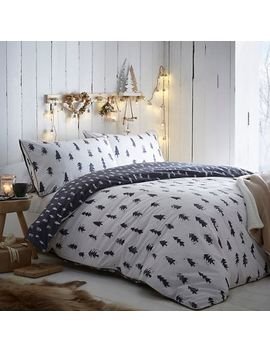 Home Collection   White 'nordic Nights' Bedding Set by Home Collection