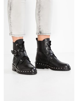 Dakota   Cowboy/Biker Boots by All Saints