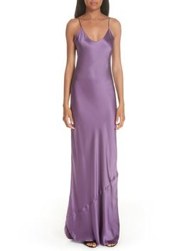 Silk Camisole Gown by Nili Lotan