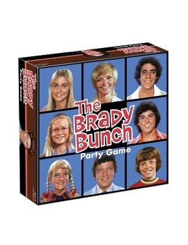 The Brady Bunch Party Game by Big G Creative