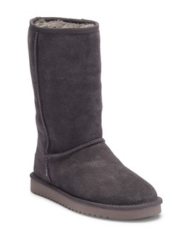 Classic Genuine Shearling Lined Tall Boot by Koolaburra By Ugg