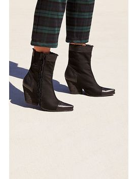 Deconstructed Western Boot by Free People
