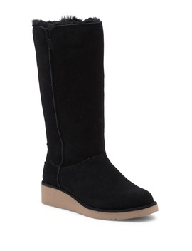 Classic Slim Tall Genuine Shearling Lined Boot by Koolaburra By Ugg