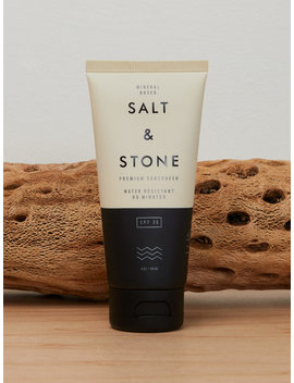 Salt & Stone Spf 30 Organic Sunscreen Lotion by Reformation