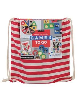 Big Bag Of Games by Mudpuppy