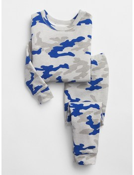 Print Pj Set by Gap