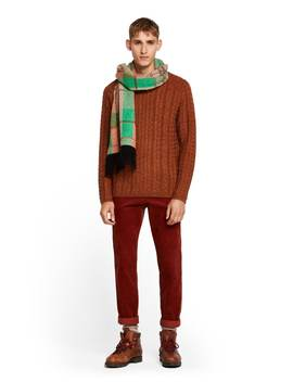Wool Blend Pullover by Scotch&Soda
