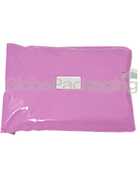 Strong Pink Postal Plastic Postage Poly Mailing Bags Mailers *All Sizes/Qty's* by Ebay Seller