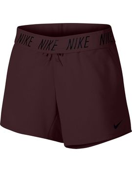 Nike Women's Dry 5'' French Terry Attack Shorts by Nike