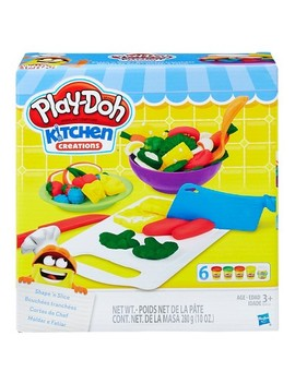 Play Doh Kitchen Creations Shape 'n Slice by Play Doh