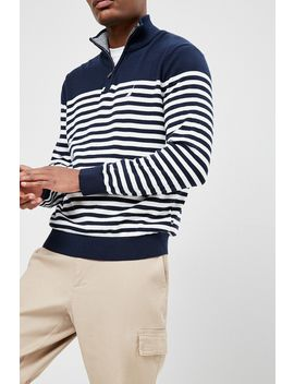 Nautica Striped Pullover by Forever 21