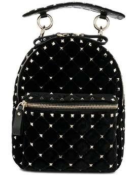 Valentino Valentino Garavani Rockstud Backpackhome Women Valentino Bags Backpacks by Valentino