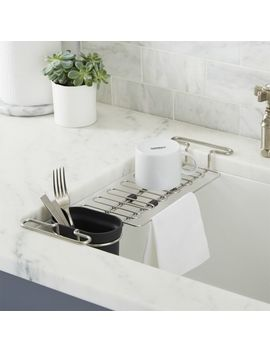 Kohler Sink Utility Rack by Crate&Barrel