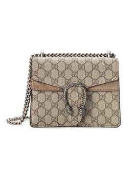 Gucci Dionysus Gg Supreme Mini Baghome Women Gucci Bags Mini Bags by Gucci