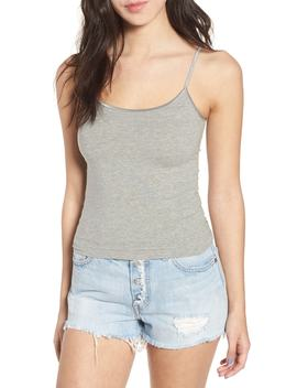 No Tuck Double Scoop Crop Camisole by Bp.