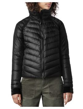 Hybridge Base Down Coat by Canada Goose