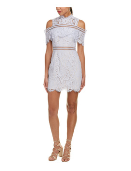 Keepsake Lace Sheath Dress by Keepsake