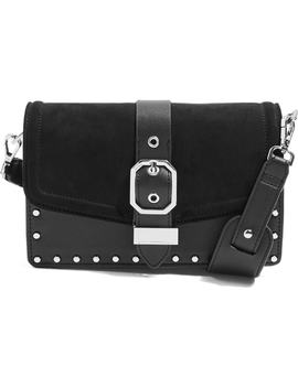 Megan Buckle Crossbody Bag by Topshop