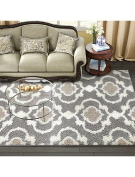 Andover Mills Hegwood Gray Area Rug & Reviews by Andover Mills