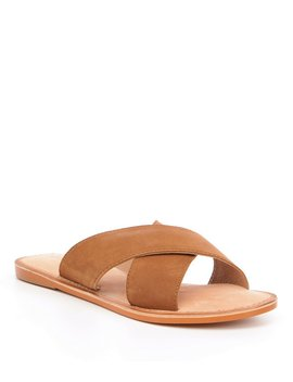 Ava Banded Slide On Sandals by Ariat