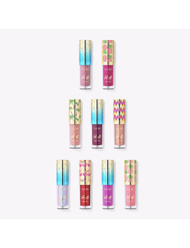 High Tides & Good Vibes Deluxe H2 O Gloss Set by Tarte
