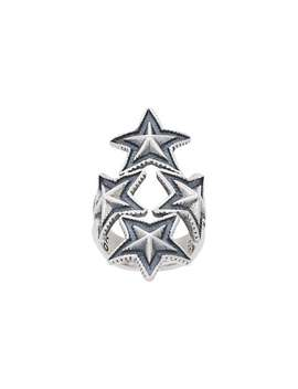 Cody Sanderson4 Star Ring Home Men Cody Sanderson Jewelry Rings by Cody Sanderson