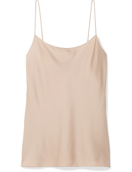 Teah Stretch Silk Camisole by Theory