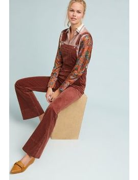 Pilcro Corduroy Dungarees by Pilcro And The Letterpress