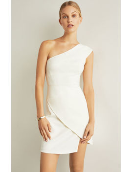 Aryanna One Shoulder Dress by Bcbgmaxazria