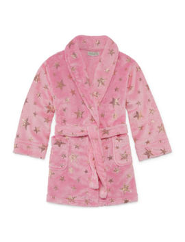 Long Sleeve Robe Big Kid Girls by Asstd National Brand