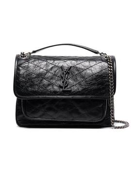 Niki Monogram Bag by Saint Laurent