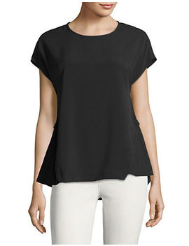 Dolman Sleeve Pullover Top by Lord & Taylor