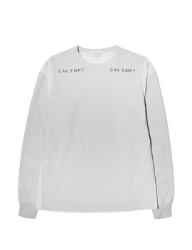 Mesh Long Sleeve T by Cav Empt